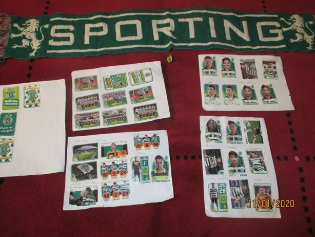 Artigos do Sporting Clube de Portugal