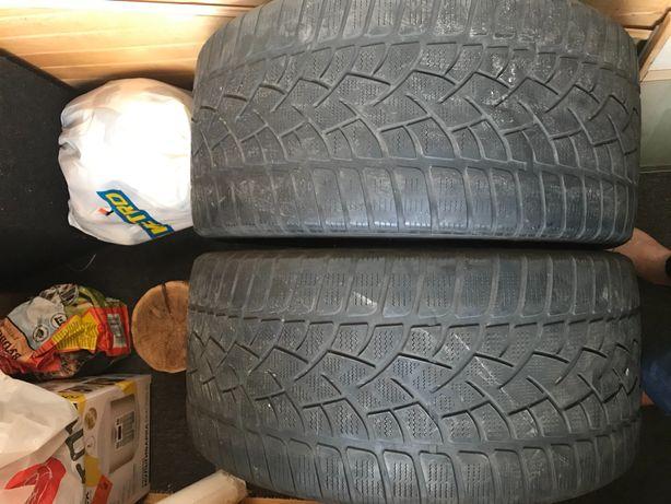 Резина Dunlop 285.35.r20