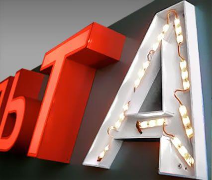 Изготовление и ремонт наружной рекламы
