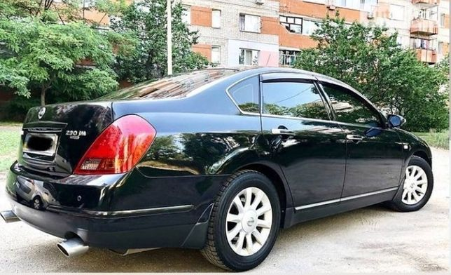 Продам авто бизнес класса Nissan Teana 2007г