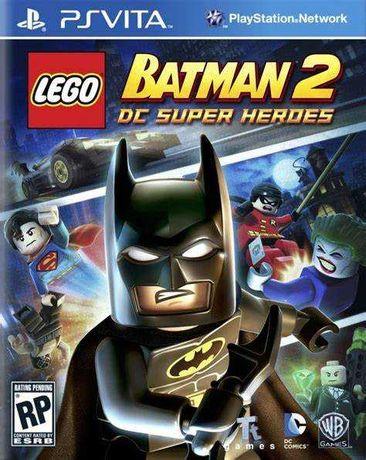 Najtaniej!!! LEGO Batman 2 DC Super Heroes PS Vita