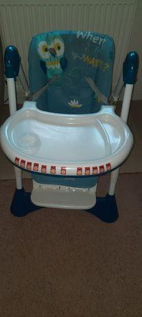 Beby Design - krzesełko do karmienia.