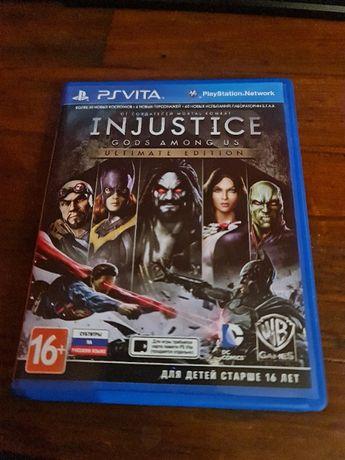 Injustice gods among us ultimate PS Vita PL