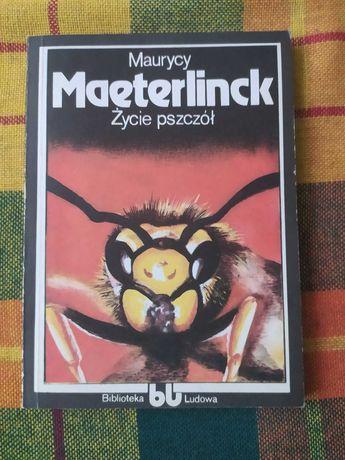 Życie pszczół M. Maeterlinck (miód, pszczoły, ul)
