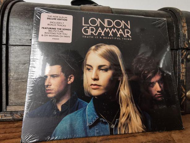 London Grammar (Edição de luxo limitada - nova e selada)
