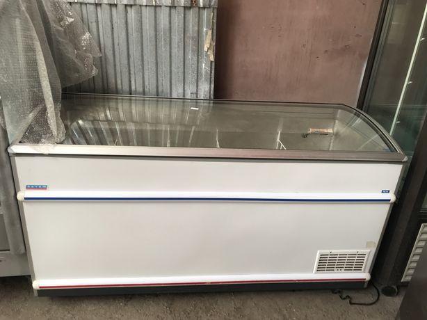 Морозильная камера лежачая большая 500 литров из Германии