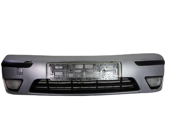 Ford Focus MK I Zderzak Przód Przedni Srebrny