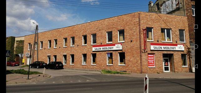 Obiekt handlowy 1300m2  Częstochowa ul 1 Maja 30