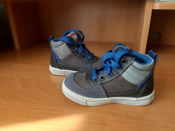 Осенние ботинки для мальчика