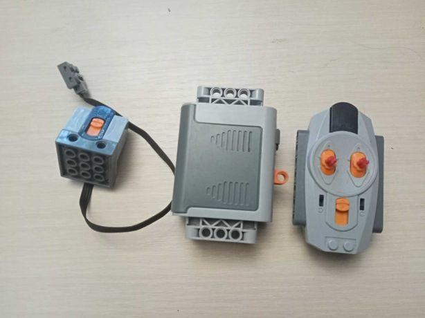 Lego Technic електрика