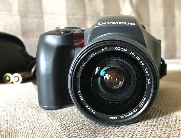 ПРОДАЮ плівковий фотоапарат Olympus is-100s (у добротному стані)