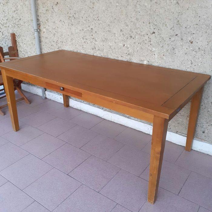Stół kuchenny, stół do jadalni, duży Brzeg - image 1