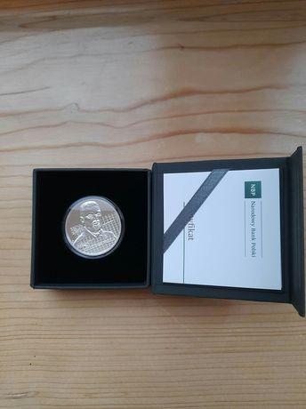 10zł Adam Krzyżanowski 2021 moneta kolekcjonerska