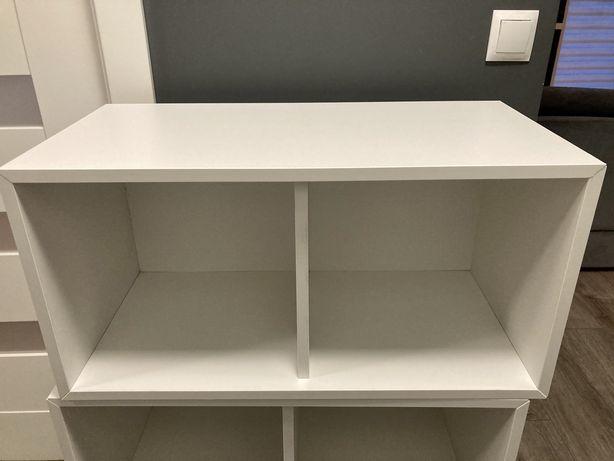 Szafka EKET IKEA biała z 2 przegrodami