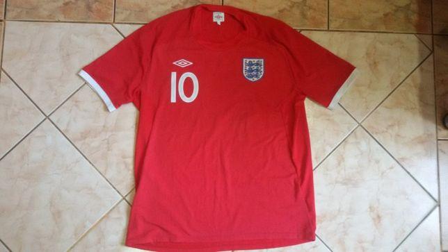 Koszulka reprezentacji Anglii- Lublin / wysyłka