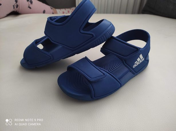 Sandałky chłopięce adidas 27
