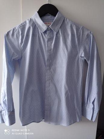 Elegancka koszula chłopięca rozmiar 146 (5.10.15)