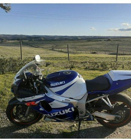 Suzuki Gsx R 600 k2