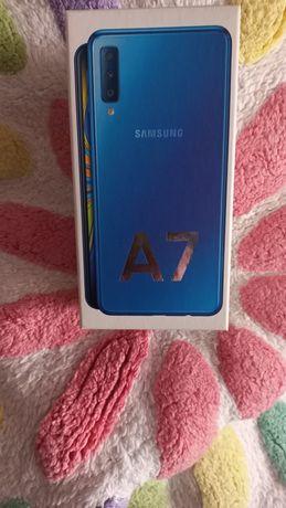 Смартфон Galaxy A7 куплений 7.2019р.