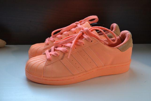 Adidas superstar 36.5р кроссовки оригинал