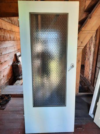 Drzwi wewnętrzne używane 80