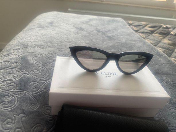 Oryginalne Okulary Celine Paris stan idealny Cat Eye Optyk Kochanski