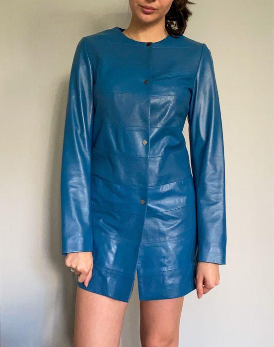 Жакет/куртка/пиджак из натуральной кожи Киев - изображение 1