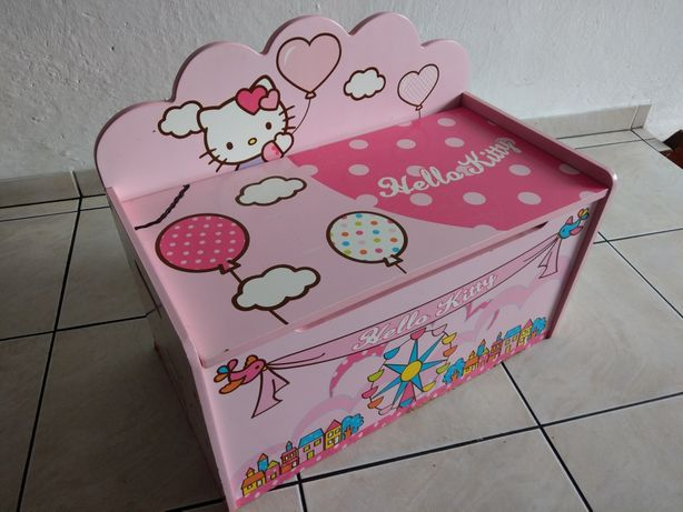 Hello Kitty skrzynia szafka