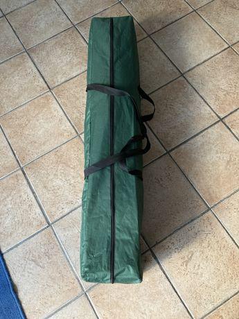 Tenda 3/3 metros com armacao e tecido