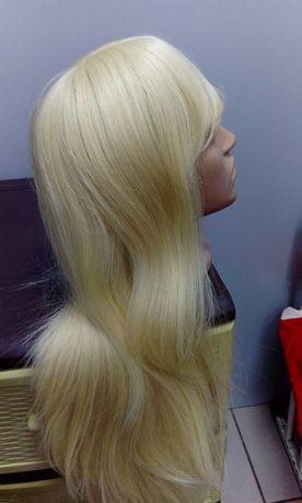 Парик с натуральных волос