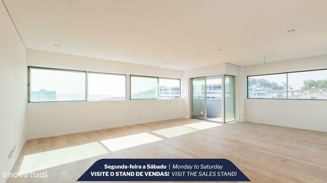 Apartamento T3 Novo, Alameda das Antas