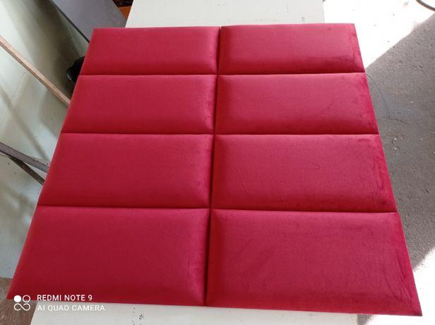 panel panele tapicerowane akustyczne sypialnie garderoby na wymiar