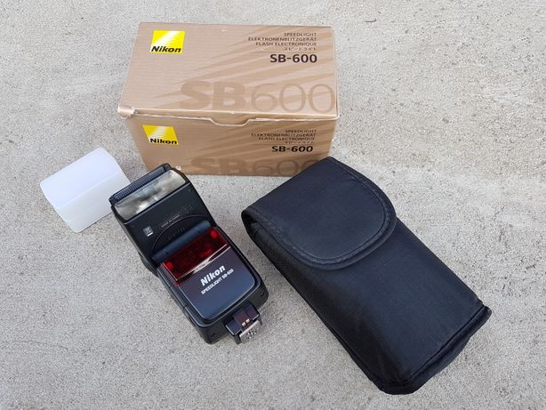 Lampa błyskowa SB-600 Nikon