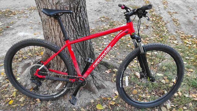 """Велосипед 29"""" Cannondale TRAIL 5 рама-L 2021 RRD"""