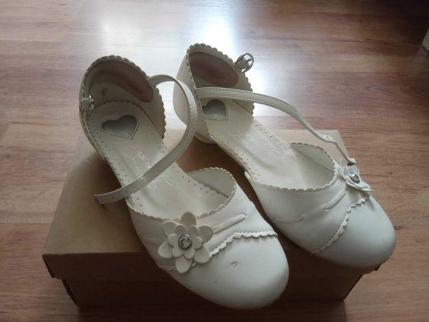 Buty dziewczęce rozmiar 34 komunia ślub urodziny