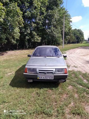 Продам ВАЗ 2109 . 1991 г.в. авто на ходу. Требует косметики.