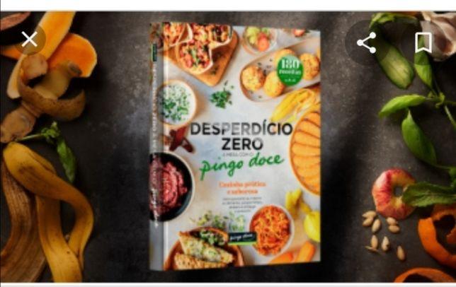 Livro de culinária de aproveitamento de alimentos
