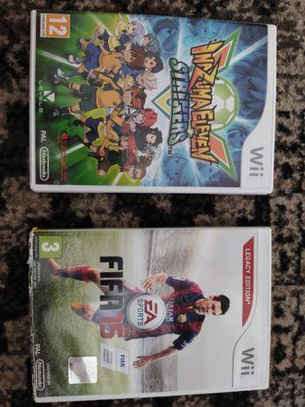 Jogos de futebol para a Wii