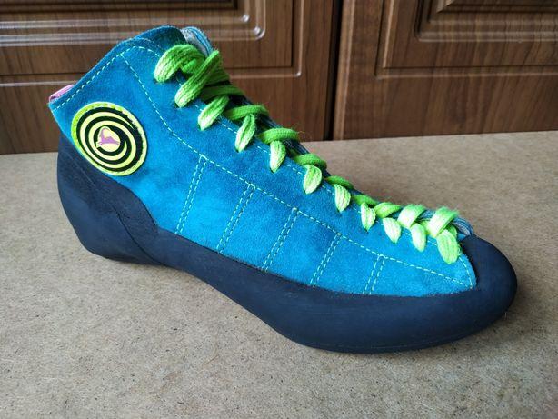 Скальники Boreal 41 la sportiva скальные туфли скельні Salomon scarpa
