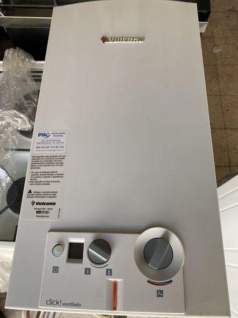 Esquentador ventilado 11 litros otimo estado  (instalacao incluida)