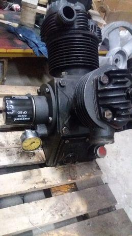 sprężarka kompresor wan pomet airpol N50 N70 A50 smarowanie
