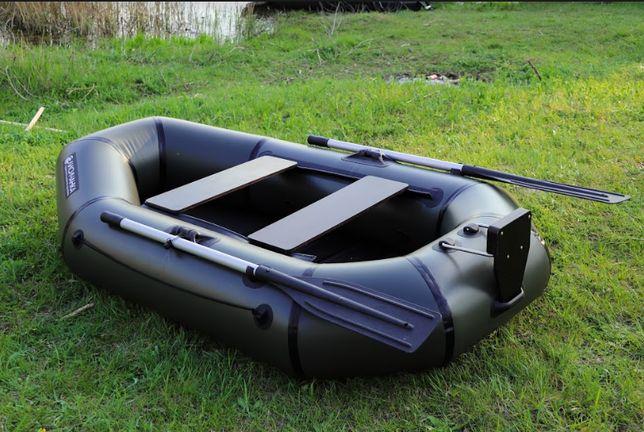Надувная 2-х местная лодка ПВХ Л240 Европейского качества.  Доставка 0