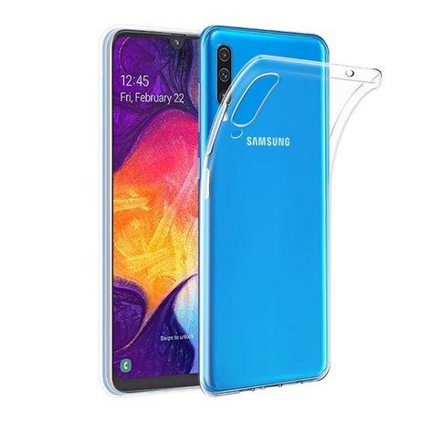 Etui CLEAR PRO Samsung A10 A20e A40 A50 A70 J4 Plus J6 S8 S9 S10 S10e
