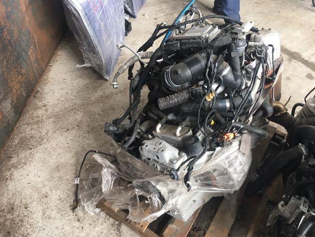 Двигун wv passat 2.0 tdi с коробкою dsg