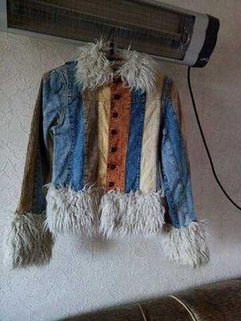 Куртка женская демисезонная размер 12