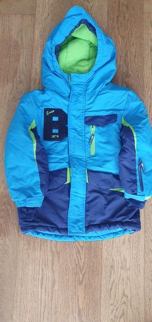 Kurtka zimowa narciarska Smyk Cool Club r. 110 cm