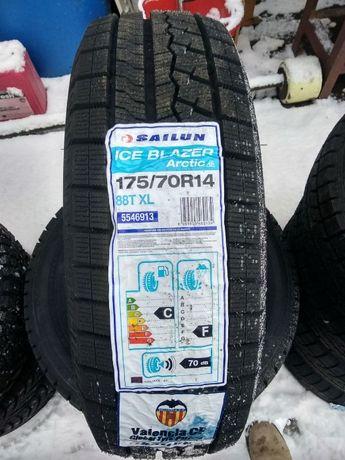 Зимние шины 175/70 R14 Sailun Ice Blazer Arctic - 2020, РАССРОЧКА 0