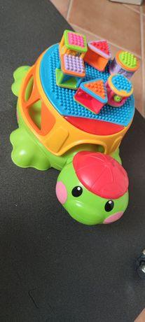 Brinquedo Educativo Tartaruga Fisher Price