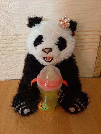 Интерактивный мишка панда