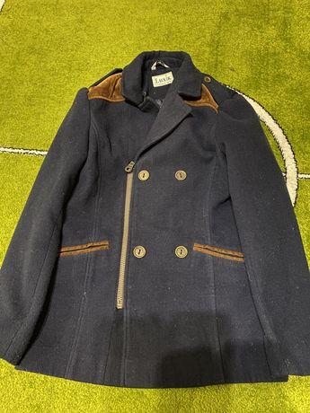 Дитяче весняне кашимирове пальто